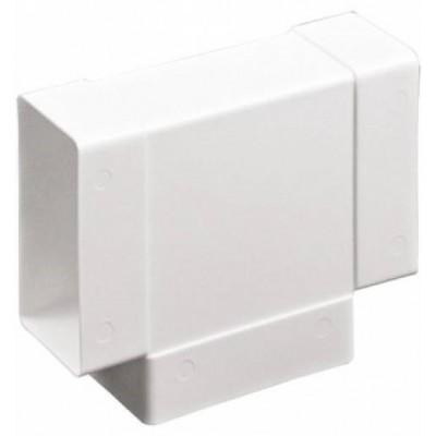 Тройник Т-образный пластик 55х110 511ТПП