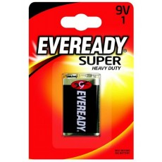 Батарейки EVEREADY SUPER HD 9V/1шт