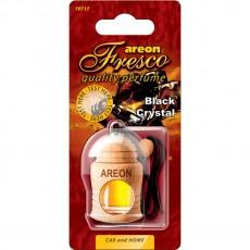"Ароматизаторы для автомобиля ""AREON FRESCO"" 704-051-317 Black Cristal"