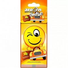 "Ароматизаторы бумажные  ""AREON"" SMILE RING 704-SMR-311 (vanila)"