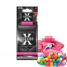 "Ароматизаторы для автомобиля ""AREON"" X-VER 704-045-XV3 (buble gum)"