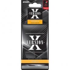 "Ароматизаторы для автомобиля ""AREON"" X-VER 704-045-XV2 (vanila)"