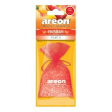 Ароматизаторы для автомобиля AREON PEARLS Peach 704-ABP-10