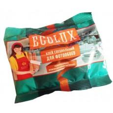 ECOLUX клей для обоев и фотообоев 50 г  /15-20м2