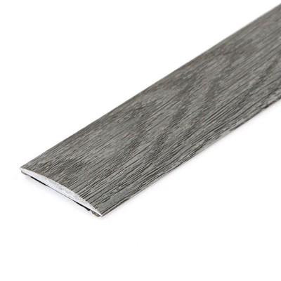 Порог Идеал Изи 210 Дуб пепельный 36 мм длина 0,9 м