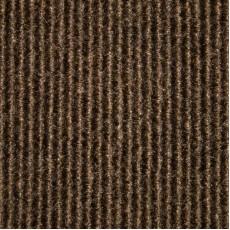 Ковровое покрытие ФлорТ Офис Темно-Коричневый 07034, 3 м