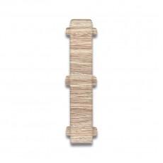 Угол соединительный Деконика 70 мм Дуб латте 229