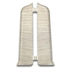 Угол торцевой Деконика 70 мм Орех антик 294