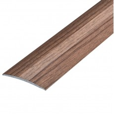 Порог А5-37мм алюминиевый  Дуб английский №159 длина 1,8м