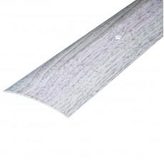 Порог АЛ-348 стык/упак/дуб беленый 0,9 м