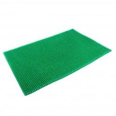 Коврик напольный из щетинистого покрытия 45*60 зеленый