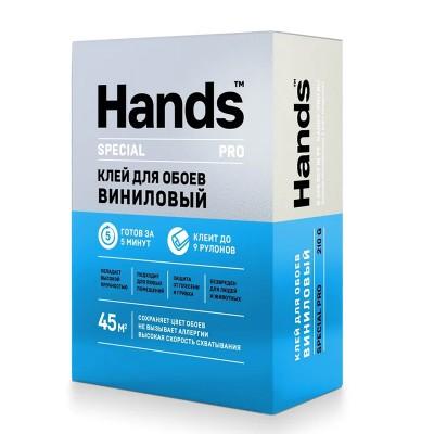 Клей обойный Hands Special PRO 210г виниловый
