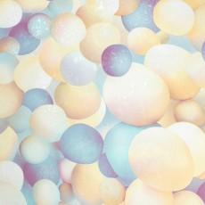 Обои виниловые на флизелиновой основе Палитра Bubbles 71650-63HC 1,06*10 м