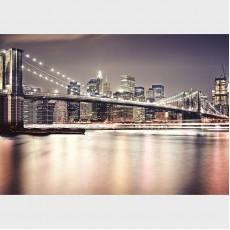 Фотообои DECOCODE Манхэттенский мост 41-0004-WB (400х280 см)