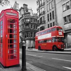 Декоративное панно VIP Лондон 392х260 (16 листов)