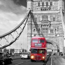 Декоративное панно Лондон 134х196 (4 листа)