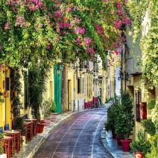 Декоративное панно VIP Мотивы Греции 392х260 (16 листов)