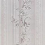 Обои виниловые на бумажной основе Мелисса Декор MV 0104-1 светло-капучиновые 0,53*10 м