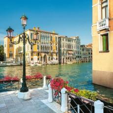 Фотообои Венецианская улица DECOCODE 31-0184-WL (300х280см)
