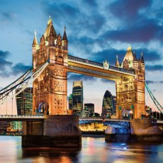 Фотообои Символ Лондона Decocode 32-0015-WL