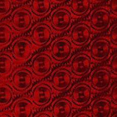 Пленка самоклеящаяся HONGDA 1020 Красная Голография 0,45х8м