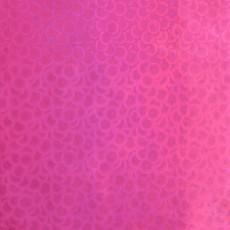 Пленка самоклеящаяся HONGDA 1036 Розовая голография 0,45х8м