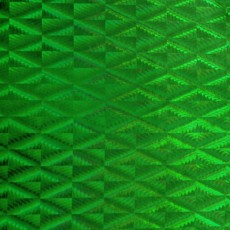 Пленка самоклеящаяся 1005 HONGDA Голография зеленая 0,45х8м