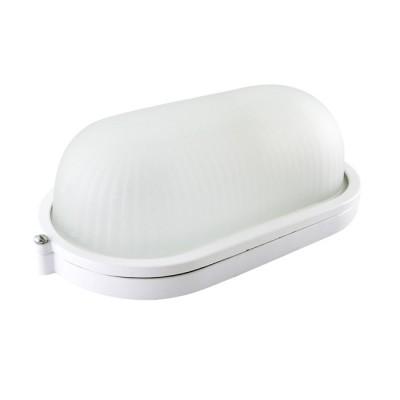 Светильник TDM НПБ1401 белый/овал 60Вт IP54
