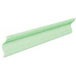 Плинтус потолочный Р-02-зеленый