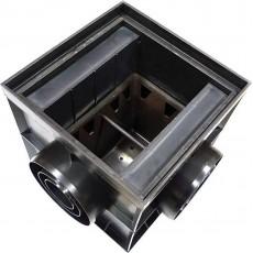 Дождеприемник пластиковый 300х300 (в сборе) без решетки
