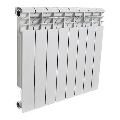 Радиатор алюминиевый ROMMER Profi 350 (AL350-80-80-080) 8 секций (RAL9016)
