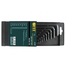Ключи шестигранные   9шт  в коробке  CrV UPS 64185