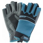 Перчатки комбинированные облегченные GROSS, открытые пальцы