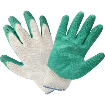 Перчатки х/б одинарный облив