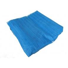 Сетка москитная на магнитах синяя