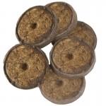 Торфяные таблетки d36 мм, 10 шт
