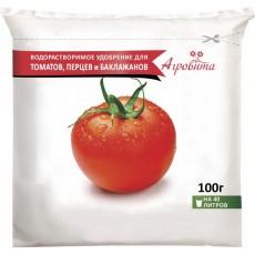 Агровита для томатов,перцев и баклажанов 100г