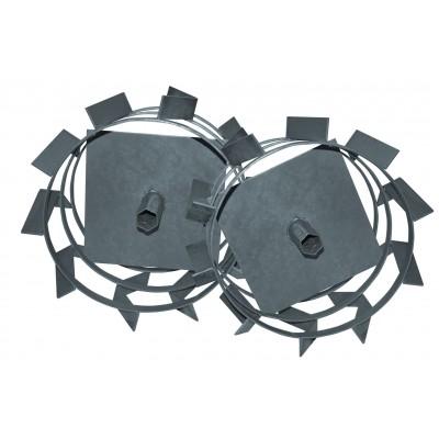 Грунтозацеп 430/200 (шестигранник 23 мм) (комплект 2 шт) 71/3/51