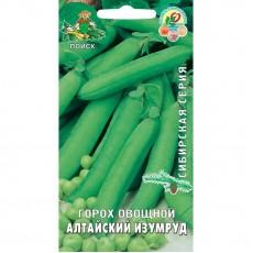 Горох овощной Алтайский изумруд (сибирска серия) (ЦВ) 10 г