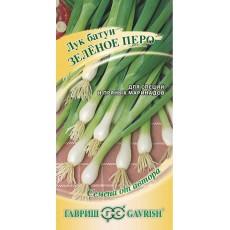 Лук батун Зеленое перо, на зелень 0,5 г авторские семена