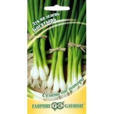 Лук на зелень Богатырь 0,5 г авторские семена