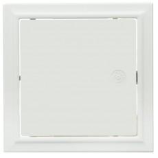 Люк пластиковый 4040 ЛПЗ с замком (пластик)