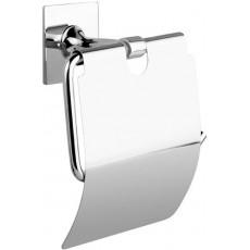 """Держатель туалетной бумаги с крышкой """"Kleber Expert"""" арт. KLE-EX015"""