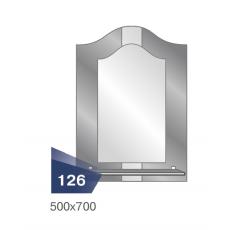 Зеркало 126 (500*700)