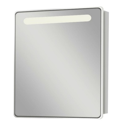 "Шкаф-зеркало ""Америна 60"" AQUA-TON левый (1353-2)"
