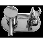 Смеситель внутреннего монтажа для гигиенической лейки AJ-SINGLE-LT012201