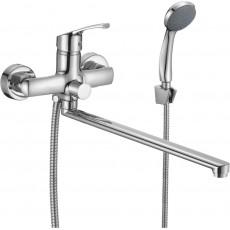 Смеситель для ванны с длинным изливом, Sterm, Milardo, STESB02M10