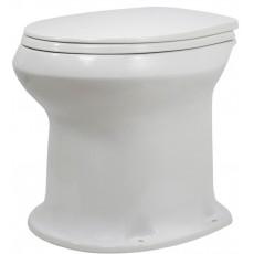 Унитаз Дачный с сиденьем полипропилен (Уклад)