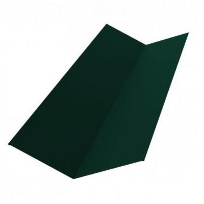 Ендова ондулин зеленая 1м.