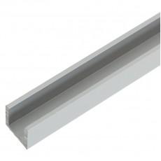 Алюминиевый швеллер 10*12*10*1,5 (1,0 м)